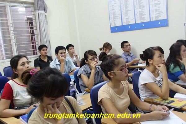 Trung tâm học kế toán thực hành tại Vũng Tàu