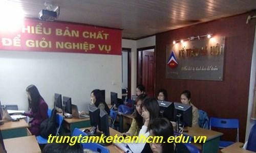 Trung tâm đào tạo kế toán tại Hà Đông tốt nhất