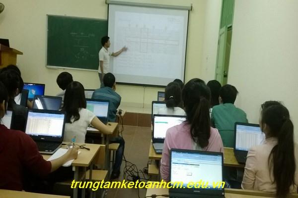 Trung tâm học kế toán thực hành tại Phủ Lý Hà Nam uy tín